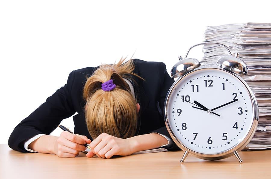 Desconto hiperbólico e a falta de gerenciamento de tempo 12
