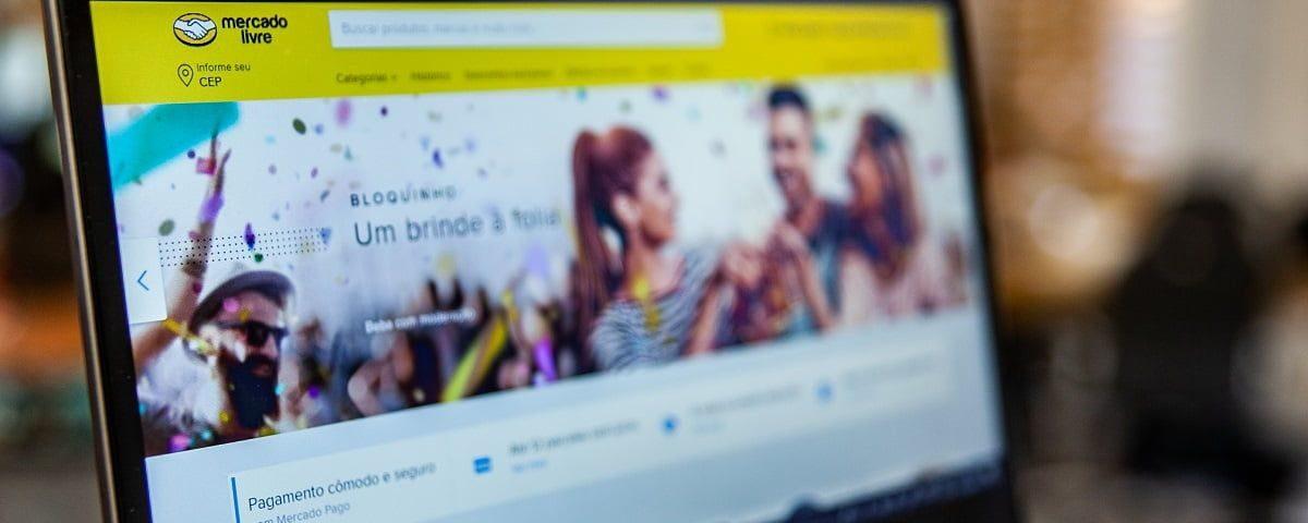Plataforma de vendas online: como começou o Mercado Livre 2